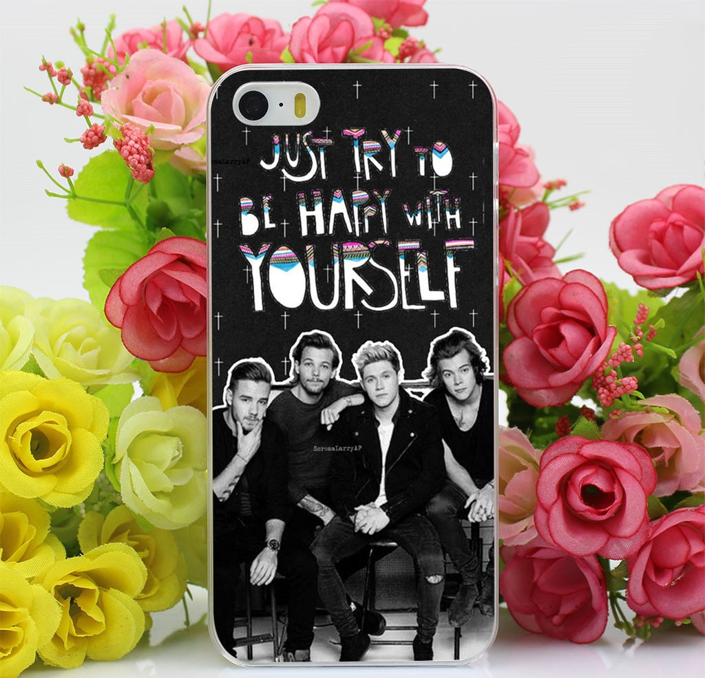 One Direction Be Happy With Yourself iPhone Case - Muse Raven - Dream Out Loud