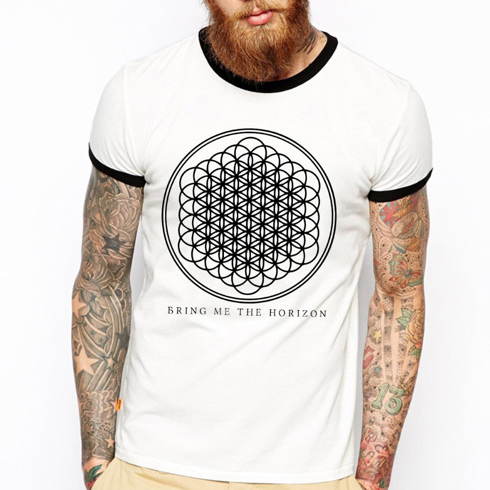 Bring Me The Horizon Sempiternal T-Shirt - Muse Raven - Dream Out Loud