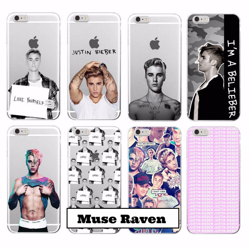 Justin Bieber Private Collection Phone Cases