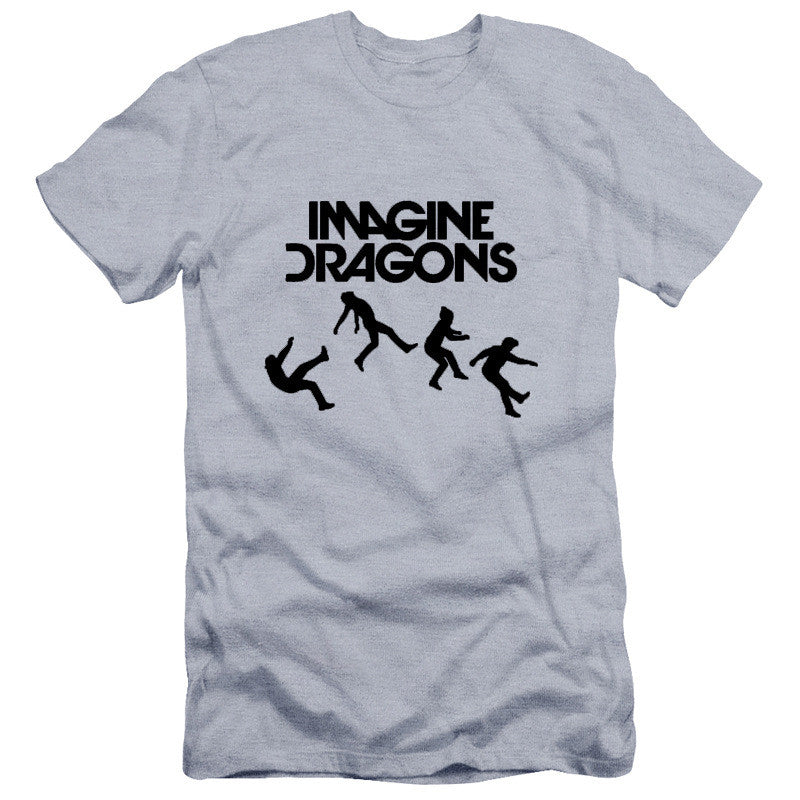 Imagine Dragons On Top of The World T-Shirt