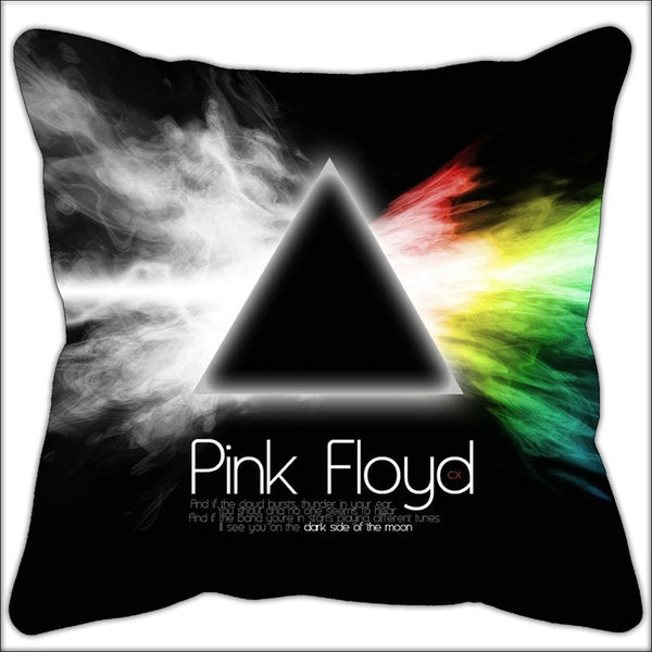 Pink Floyd Living Room Pillow Case