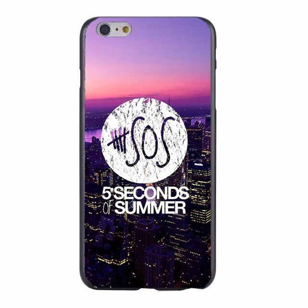 5 Seconds of Summer Urban iPhone Case - Muse Raven - Dream Out Loud