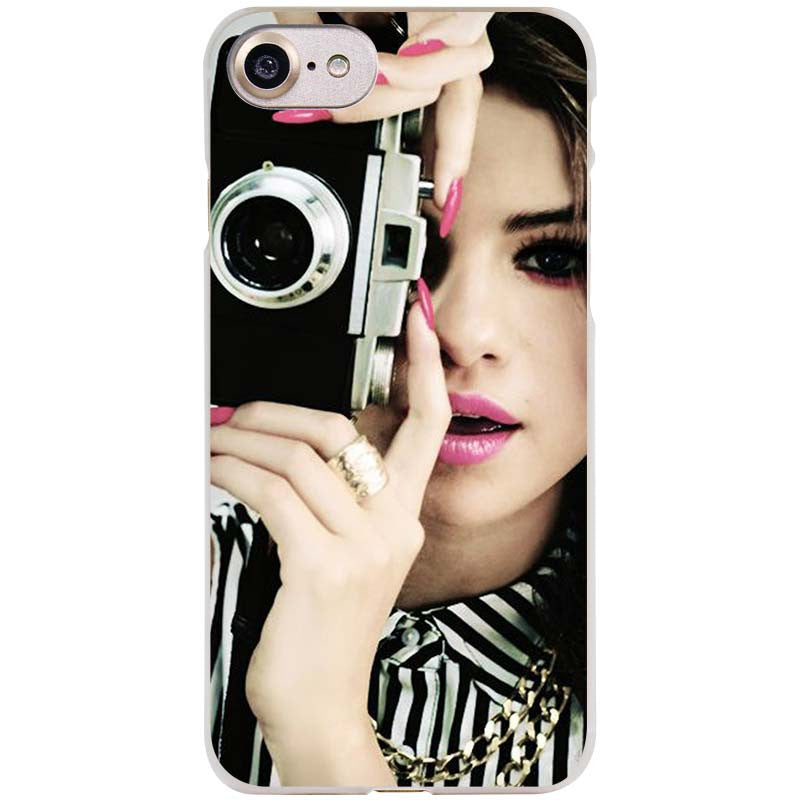 Selena Gomez Artistic Collection iPhone Cases