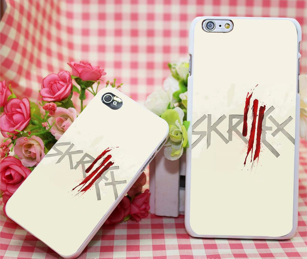 Skrillex Artistic iPhone Case