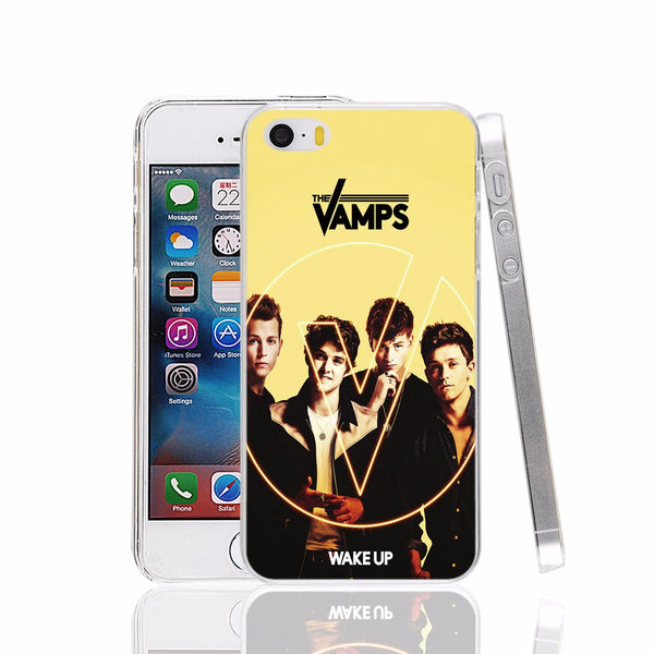 The Vamps Wake Up iPhone Case
