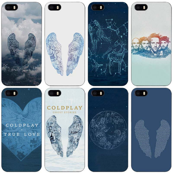 Coldplay Magic Edition iPhone Cases