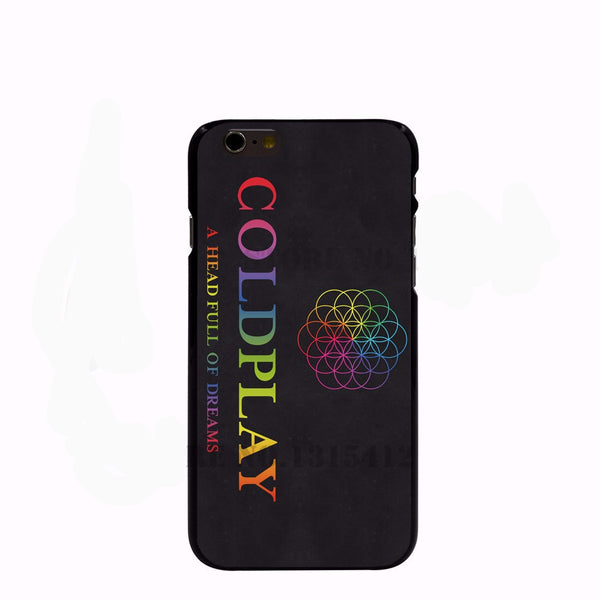 Coldplay A Head Full of Dreams iPhone Case - Muse Raven - Dream Out Loud