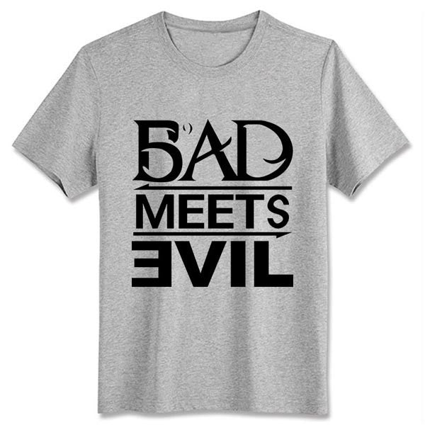 Eminem Bad Meets Evil T-Shirt - Muse Raven - Dream Out Loud