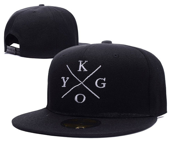 Kygo Snapback Cap - Muse Raven - Dream Out Loud