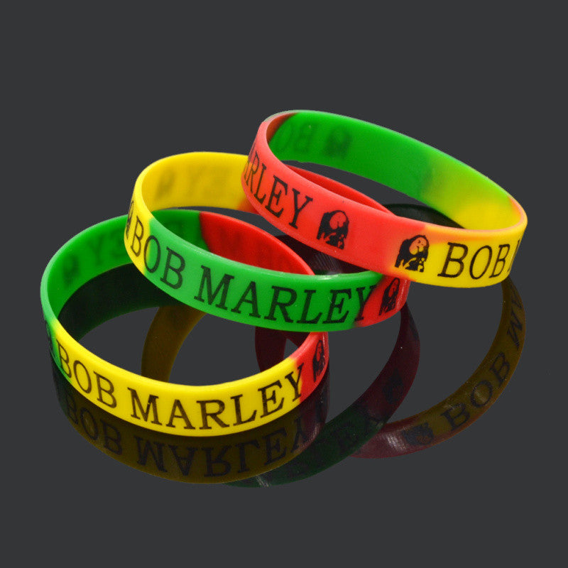Bob Marley Wristband - Muse Raven - Dream Out Loud