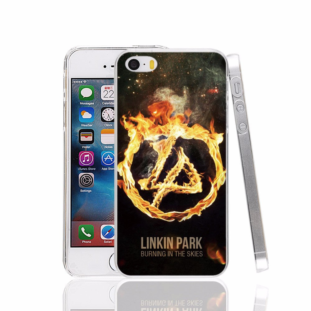 Linkin Park Burning In The Skies iPhone Case - Muse Raven - Dream Out Loud