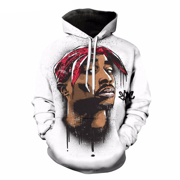 All Eyez On Me Hoodies
