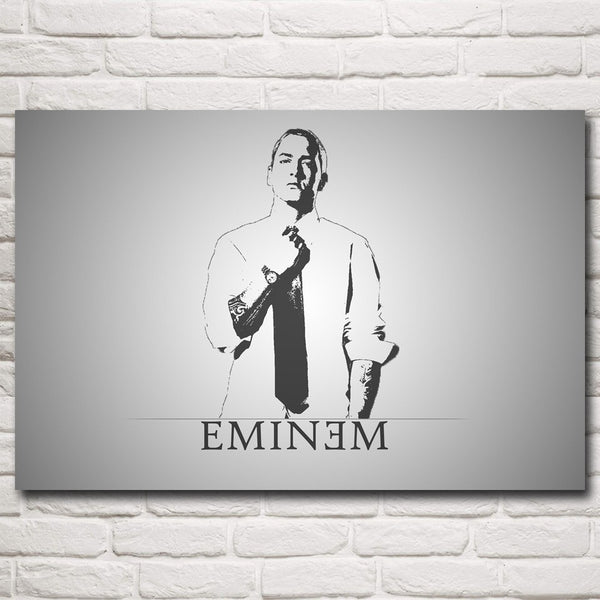 Eminem Artwork Poster