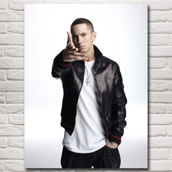 Eminem Home Artwork Poster