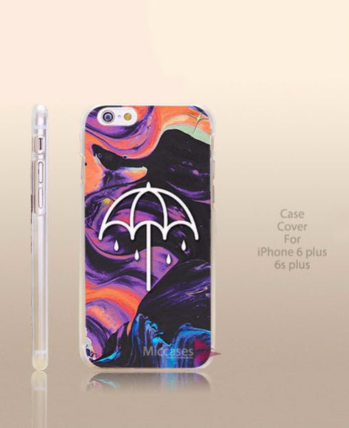 Bring Me The Horizon Artistic iPhone Case - Muse Raven - Dream Out Loud