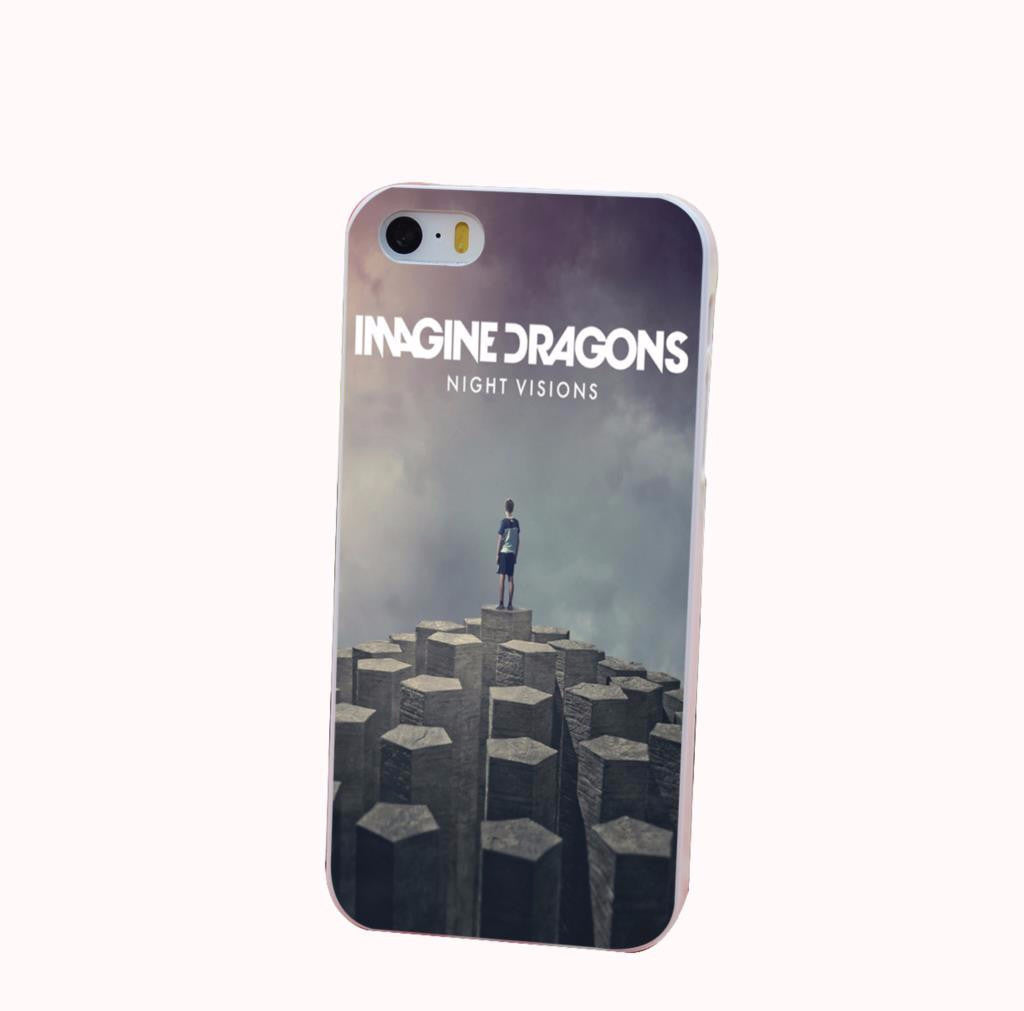 Imagine Dragons Night Visions iPhone Case - Muse Raven - Dream Out Loud