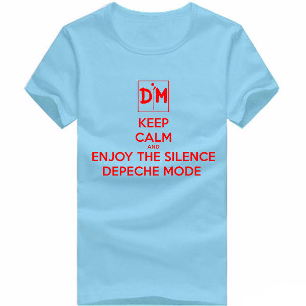Depeche Mode Enjoy The Silence T-Shirt - Muse Raven - Dream Out Loud