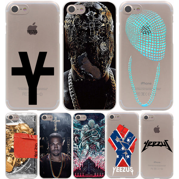 Kanye West Private Collection iPhone Cases