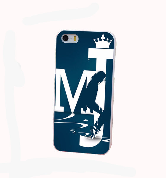 MJ The King iPhone Case - Muse Raven - Dream Out Loud