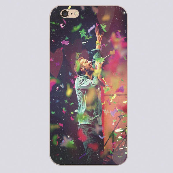 Coldplay Life In Colors iPhone Case - Muse Raven - Dream Out Loud