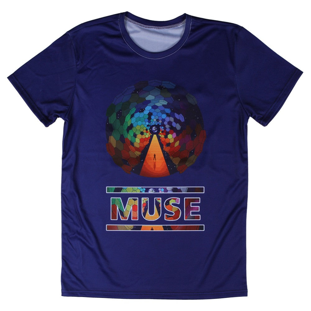Muse The Resistance T-Shirt - Muse Raven - Dream Out Loud