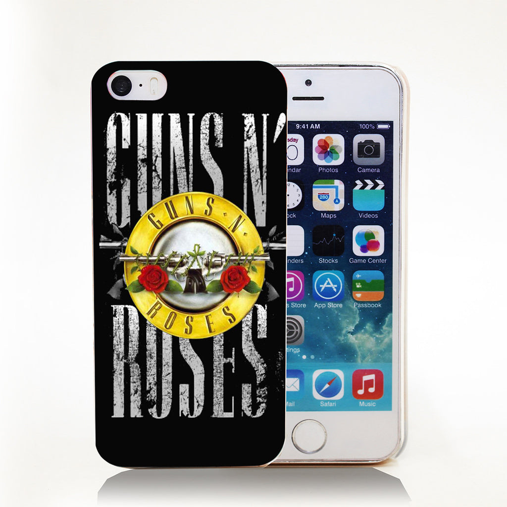 Guns N' Roses Artistic iPhone Case - Muse Raven - Dream Out Loud