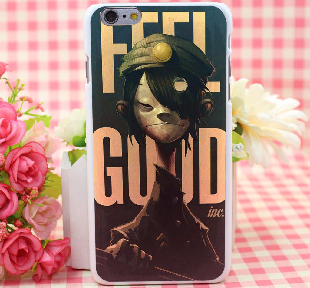 Gorillaz Feel Good inc iPhone Case - Muse Raven - Dream Out Loud