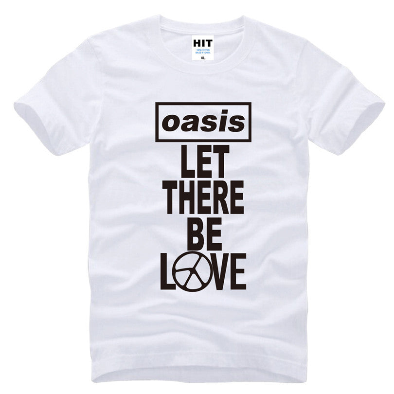 Oasis Let There Be Love T-Shirt - Muse Raven - Dream Out Loud