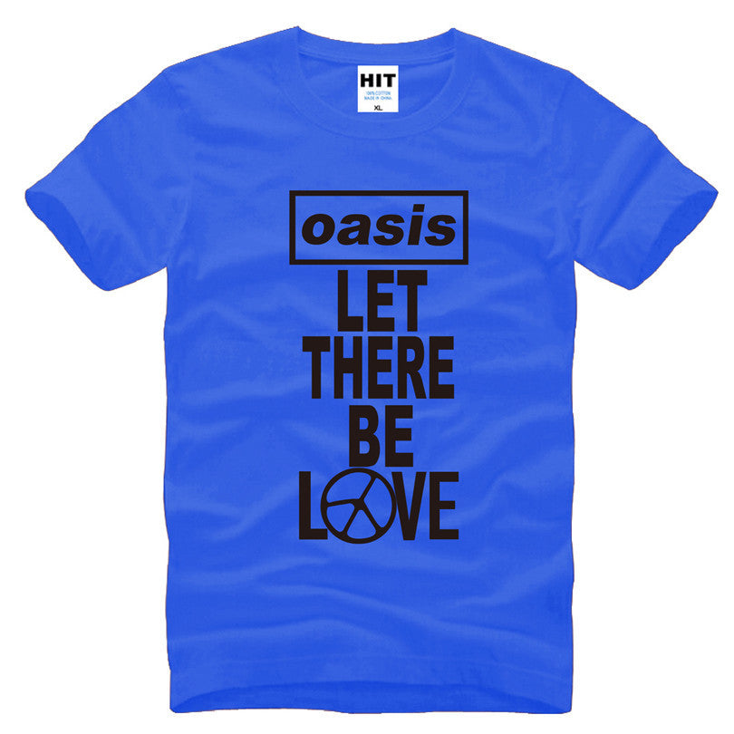 Oasis Let There Be Love T-Shirt