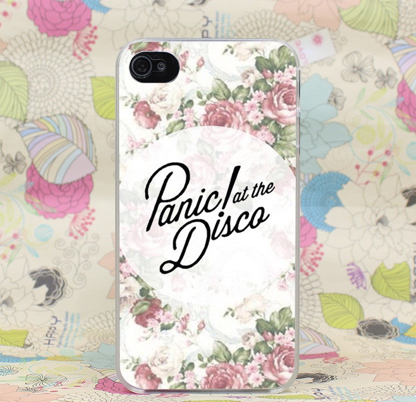 Panic! At The Disco Private Collection iPhone Cases