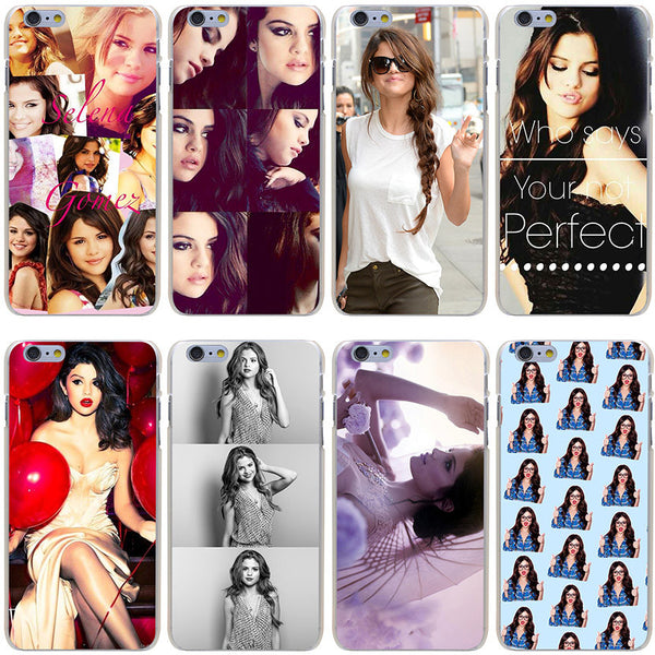 Selena Gomez Private Collection iPhone Case