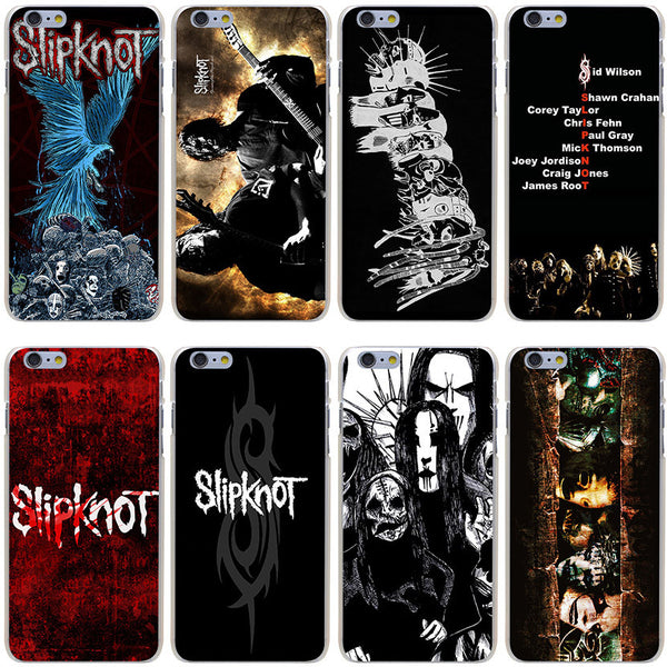 Slipknot Darkness Collection iPhone Cases