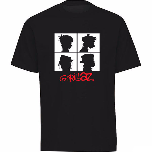 Gorillaz Demon Days T-Shirt - Muse Raven - Dream Out Loud