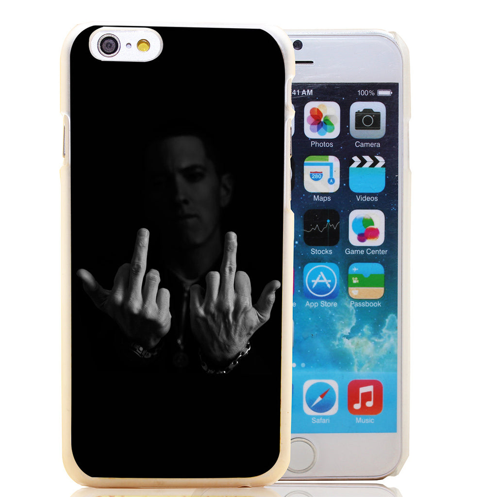 Slim Shady iPhone Case - Muse Raven - Dream Out Loud