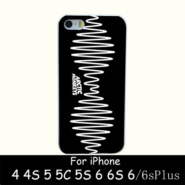 Arctic Monkeys AM iPhone Case - Muse Raven - Dream Out Loud
