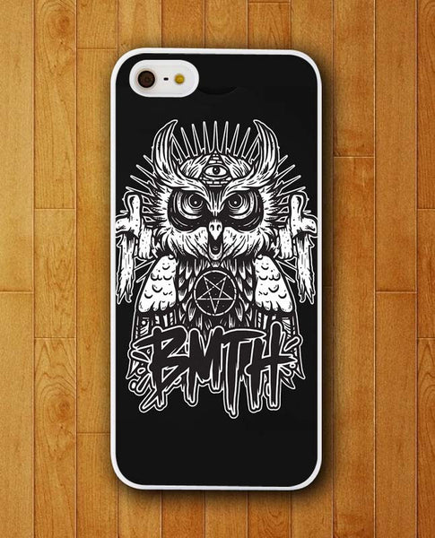 Bring Me The Horizon iPhone Case - Muse Raven - Dream Out Loud