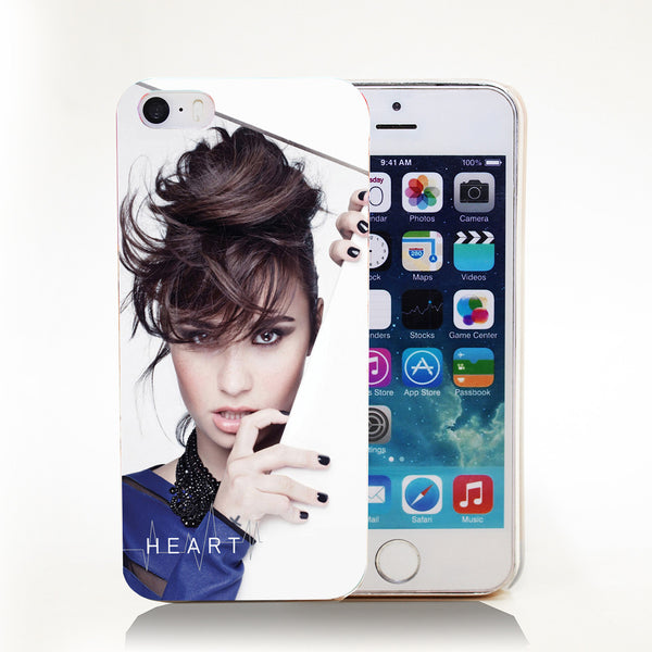 Demi Lovato Heart Attack iPhone Case - Muse Raven - Dream Out Loud