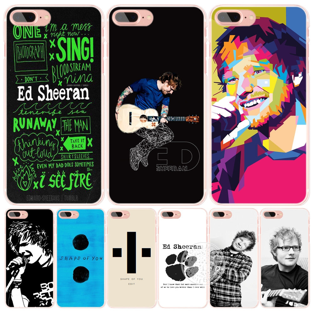 Ed Sheeran Shape Of You Collection