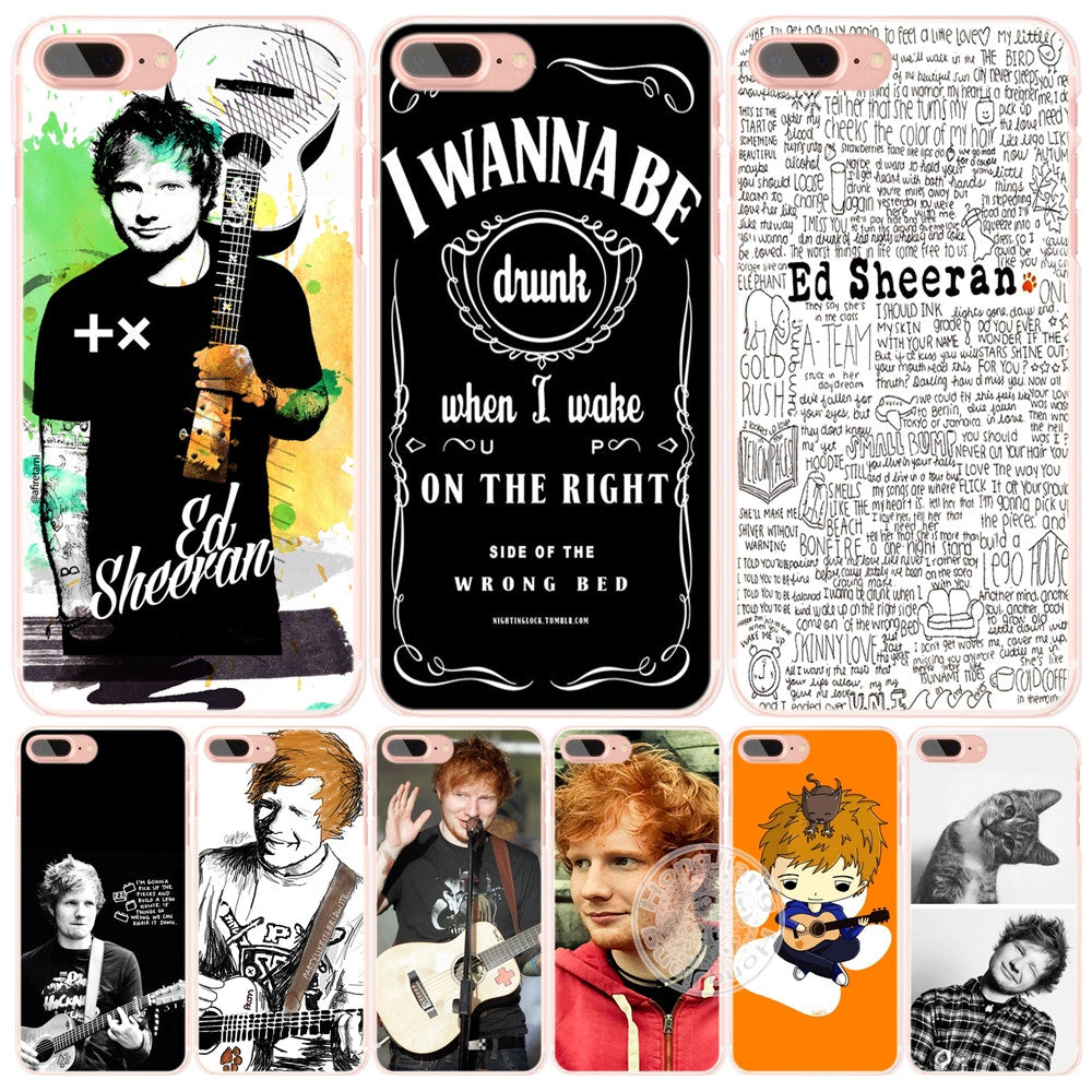 Ed Sheeran Urban Collection