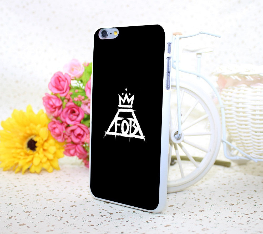 Fall Out Boy iPhone Case - Muse Raven - Dream Out Loud