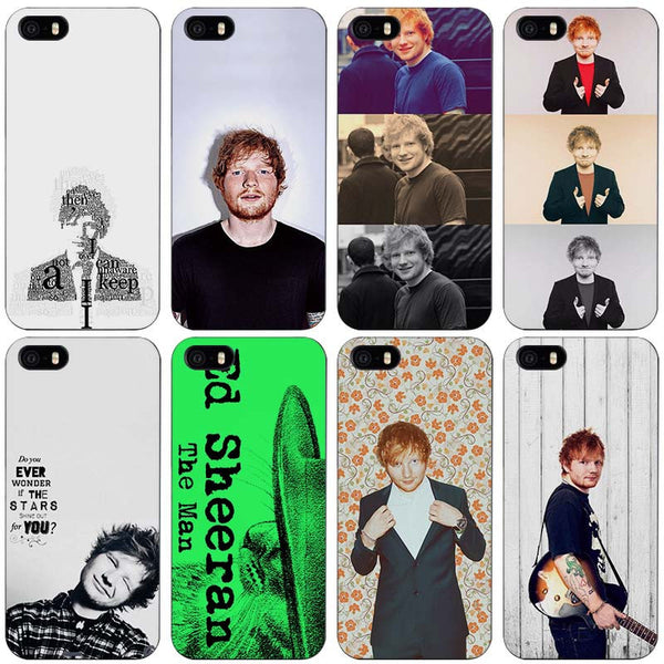 Ed Sheeran Collection iPhone Cases