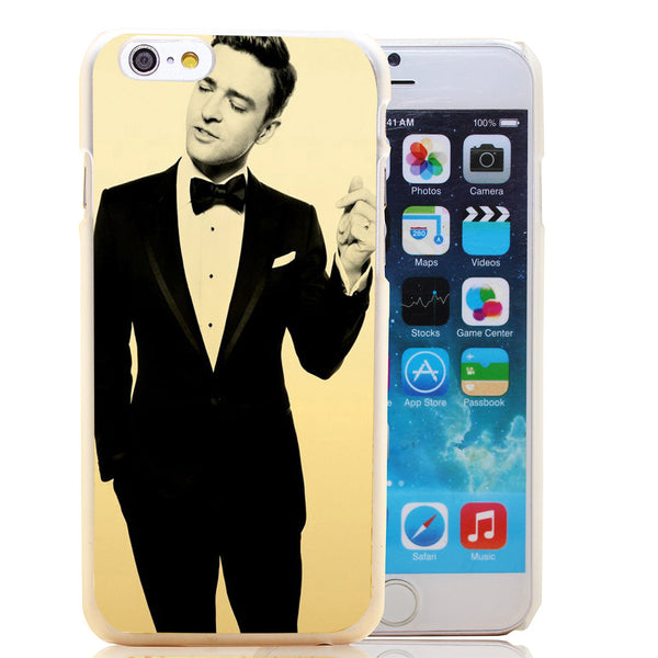 Justin Timberlake Artistic iPhone Case - Muse Raven - Dream Out Loud