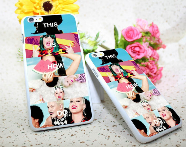 Katy Perry This is How We Do iPhone Case - Muse Raven - Dream Out Loud