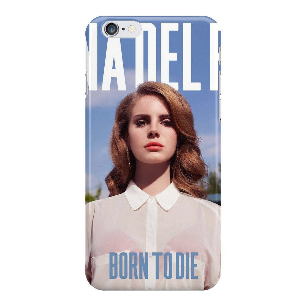 LDR Born To Die iPhone Case - Muse Raven - Dream Out Loud