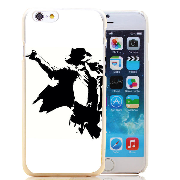 MJ Black And White iPhone Case - Muse Raven - Dream Out Loud