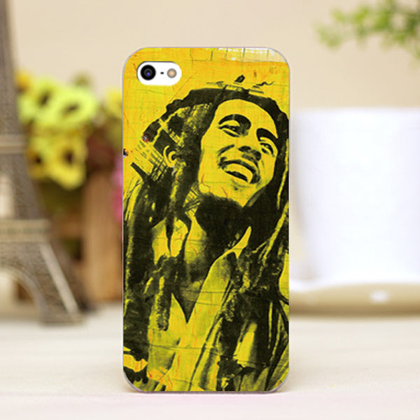Bob Marley Artistic iPhone Case - Muse Raven - Dream Out Loud