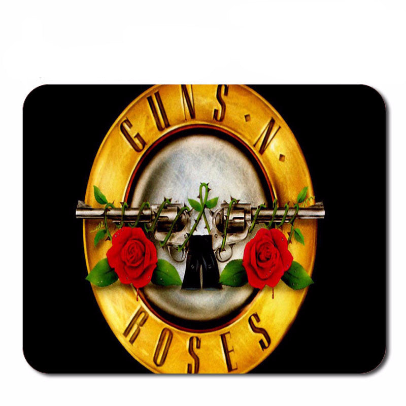 Guns N' Roses Classic Mouse Pad - Muse Raven - Dream Out Loud
