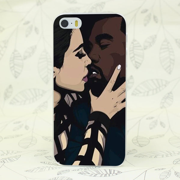 Kanye And Kim iPhone Case - Muse Raven - Dream Out Loud
