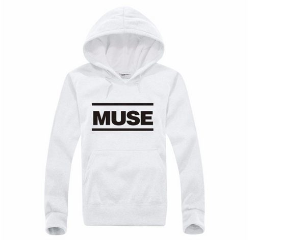 Muse Hoodie - Muse Raven - Dream Out Loud