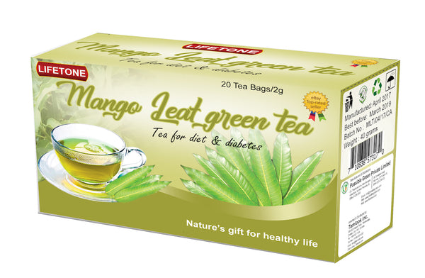 Mango Leaf Green Tea